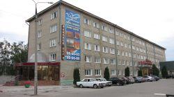 Гостиница Чайка - фото с улицы