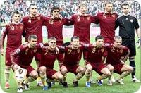 Сборная России по футболу. Болеем за НАШИХ!