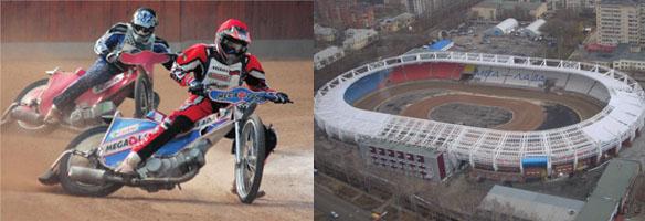 Командный чемпионат России по спидвею Мега-Лада