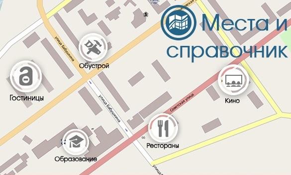 МЕТКИ карта Сызрани | 1
