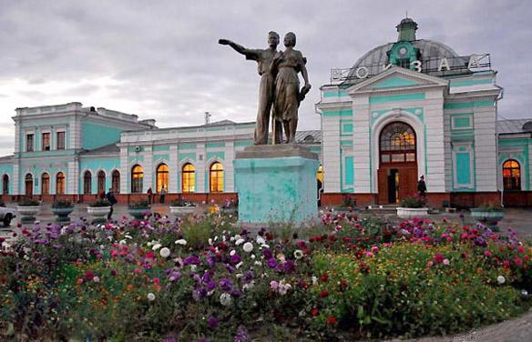 Сызрань ЖД вокзал