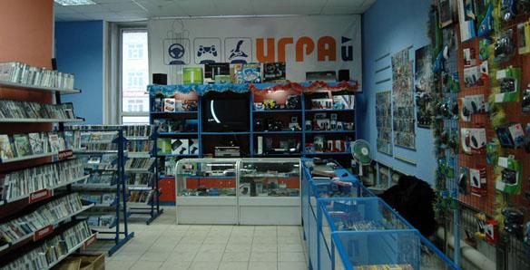 Магазин Играй - игровые приставки и консоли, игры