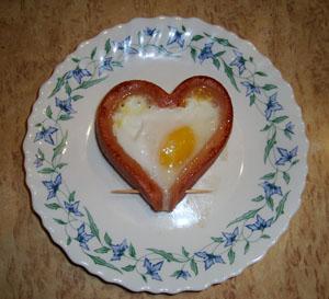 Подарок к 23 февраля  для любимого мужчины – оригинальный завтрак от Галины Захаровой