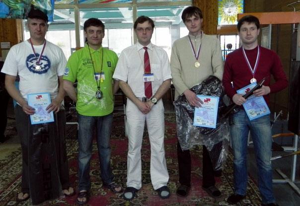 Соревнования по подводной стрельбе 12.03.11