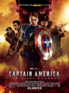 """КРЦ """"Улица"""" - Новый фильм! Капитан Америка: Первый Мститель"""