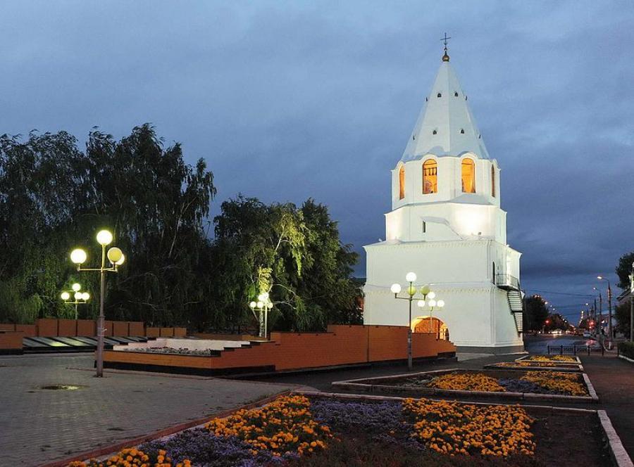 Программа дня города Сызрань 2015