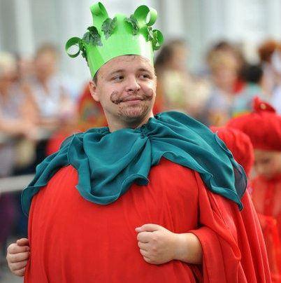 Сызранский помидор 2015