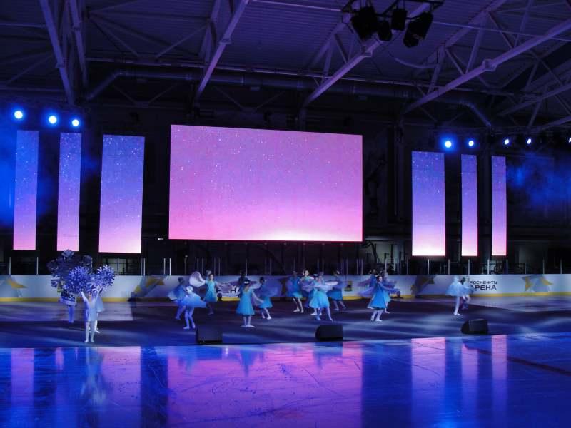 В Сызрани прошла церемония открытия «Роснефть арены»