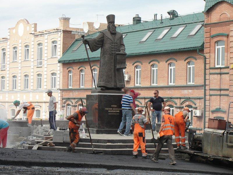 На «Сызранском помидоре» состоится открытие памятника основателю города
