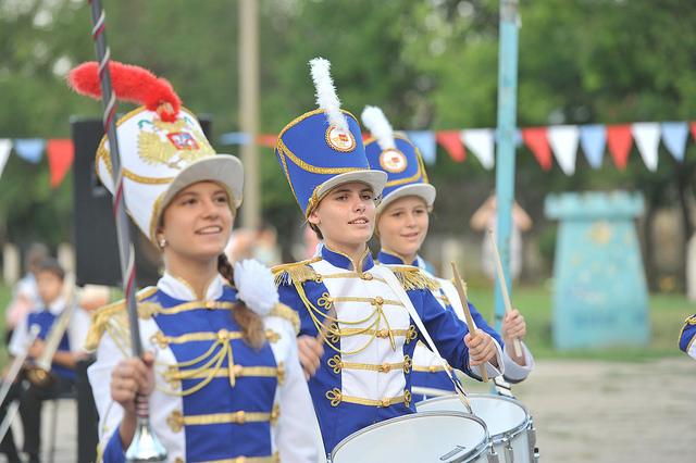 Конкурсы на Сызранском помидоре 2016