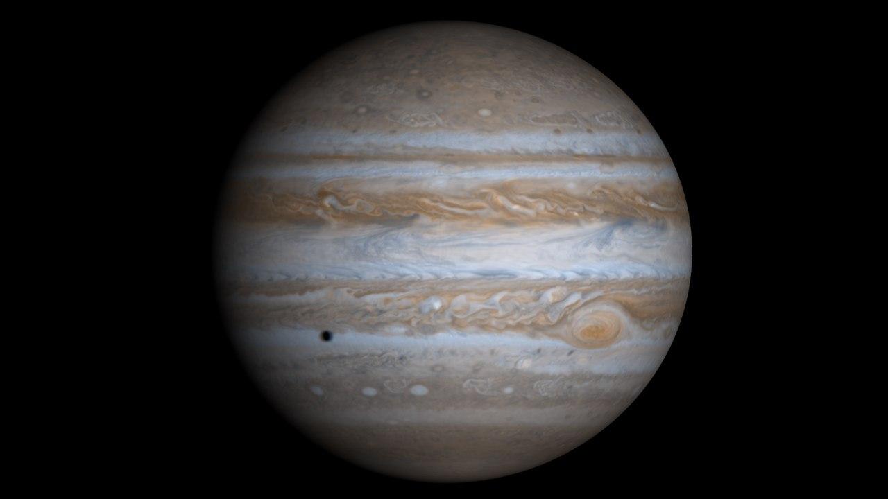 7 апреля сызранцы смогут стать свидетелями Противостояния Юпитера