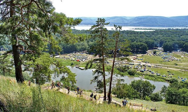 Стали известны фестивали, которые пройдут этим летом на Грушинской поляне