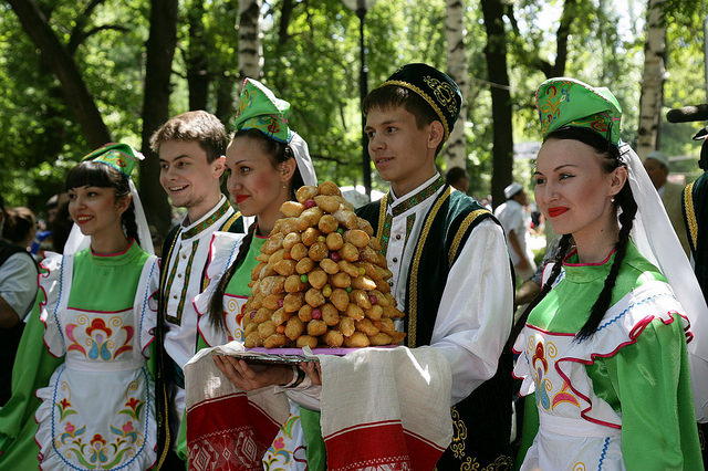 Завтра в Сызрани отпразднуют Сабантуй