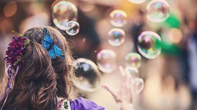 Сегодня в Сызрани пройдет день мыльных пузырей