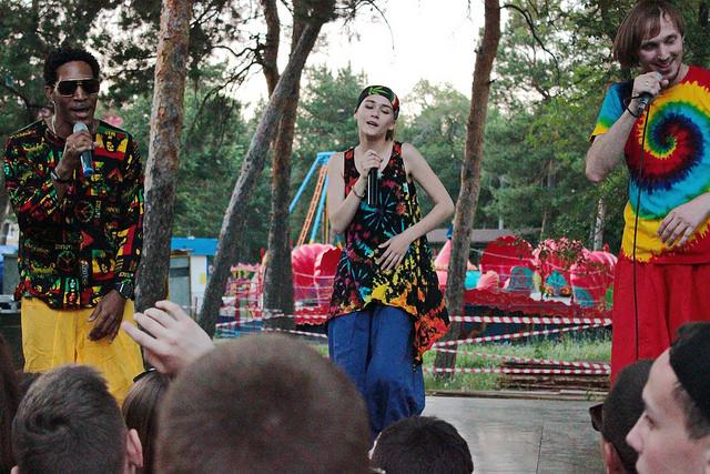«На волне позитива и добра» — фронтмен Comedoz о фестивале уличной культуры в Сызрани