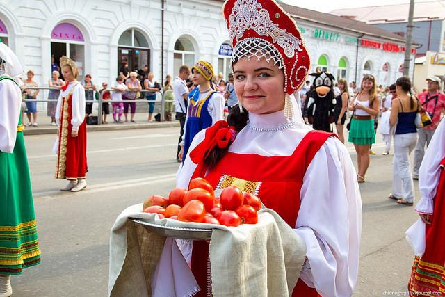 Ударим помидорами: опубликована программа сызранского гастрономического праздника