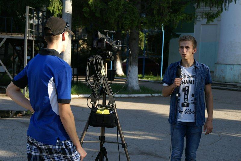 В Сызрани заработала «Молодёжная телестудия»