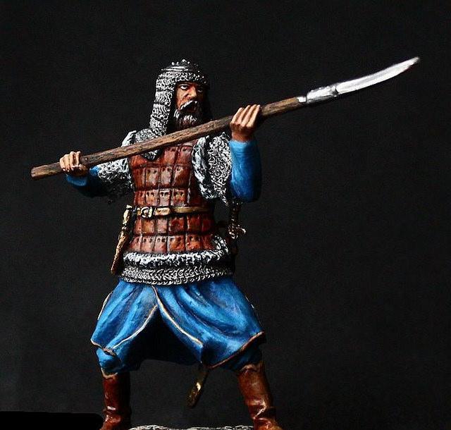 В Сызрани найден предмет, похожий на оружие времён нашествия султана Гирея